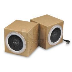 再造紙揚聲器