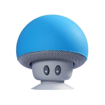 小蘑菇頭吸盤藍芽音箱