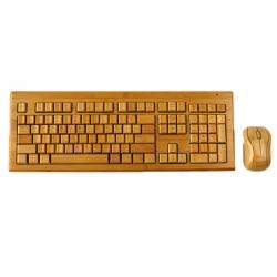 環保竹鍵盤套裝