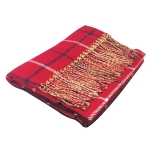 Imitation Cashmere British Style Lattice Scarf