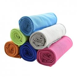吸汗速乾冰涼毛巾冷感運動毛巾