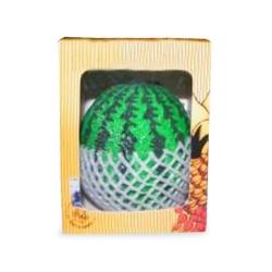 西瓜水果壓縮毛巾