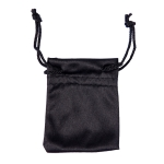 Polyester Plain Glasses Bag