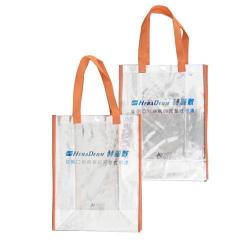透明PVC手提袋