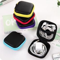 簡約方形EVA耳機包