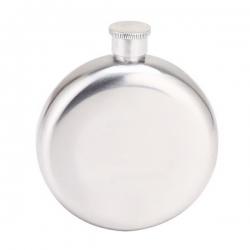 不鏽鋼圓酒壺