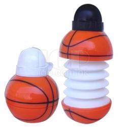 藍球外形(伸縮)運動水樽