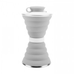 Outdoor fordable sillicone cup