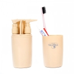Travel multi-purpose toiletry set