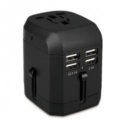 4 USB Universal Adapter