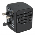 4 USB Global Universal Travel Adaptor