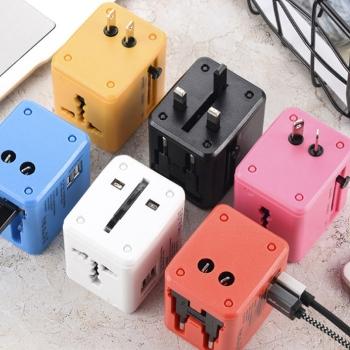 多國通用旅行USB插頭