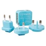 4 USB Universal Adaptor