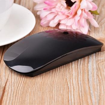 超薄無線觸摸滑鼠