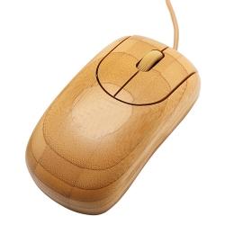 環保竹滑鼠
