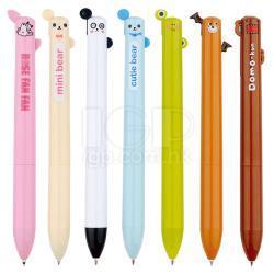 可愛動物造型原子筆