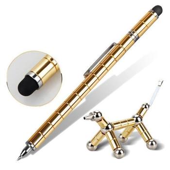 酷玩金屬磁力水性電容筆