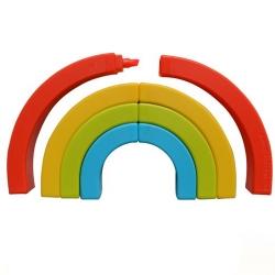 彩虹螢光筆