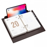 Table decoration notebook with calender