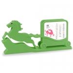 Horse Type Calendar
