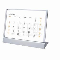 純鋁座枱曆